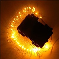 Waterproof battery operated led string light,mini christmas string light