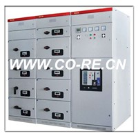 GCK Low-Voltage Drawout Power Control panel