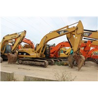 USED ORIGINAL CATERPILLAR 320C EXCAVATOR/USED CAT DIGGER FOR SALE,USED EXCAVATOR, USED DIGGER