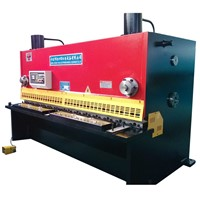 hydraulic shearing machine for metal sheet cutting(QC11Y-20*3200)