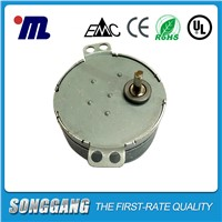 220V 0.8~1RPM 4W 50/60HZ  Heater Blender Spotlight AC Synchronous Motor