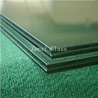 Construction Safety Laminated Glass with CE Certificate