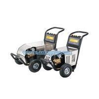 Deeri High pressure cleaner with cold water