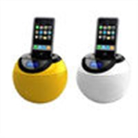 New Arrival Digital Stereo Docking Station Speaker for MP3 , Mobile Phones and iPod