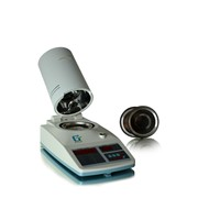 Halogen on-line moisture analyser