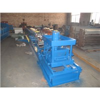 metal steel C purlin machine cold roll forming machine