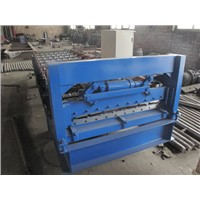 metal steel roof panel forming machine