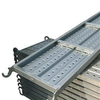 World Brand Scaffolding steel plank with good price on sale