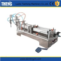 horizontal semi automatic liquid filling machine price