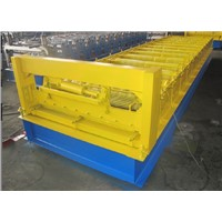 IBR roof panel roll forming machine