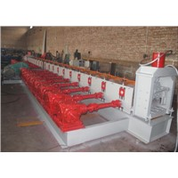 highway guardrail machine guard rail equipment