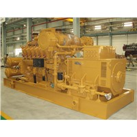 500kw Natural Gas Generator with CHP system