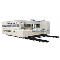 Automatic Printing Slotting and Die Cutting Machine