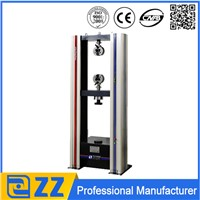 CE approved universal tesing machine/rubber tensile tester factory directly supply