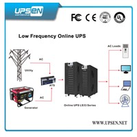 Online Three Phase Low Frequency Industrial UPS
