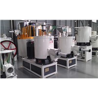 SHR series high-speed mixer unit/plastic mixer 500L/plastic paint mixer