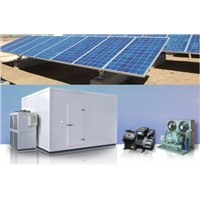 Solar Cold Room / Modular Cold Room / Tunnel Freezer Room / CA Cold Storage / Combined Cold Room