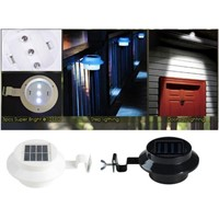 Solar LED gutter light / Solar Step Light / Solar Fence Light / Solar Doorway Lighting