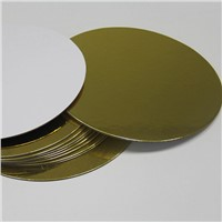 one side Gold one side White Cake Board Paper