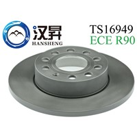 8E0615301Q 4A0615301C 4A0615301D 4A0615C brake disc for volkwagens and audi