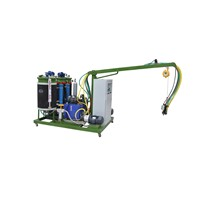 PU High Pressure Foaming Machine To Make Motorcycle Seat