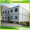 Two storey fancy design container kit home