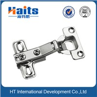 26mm Slide-on One way sand silver alloy hinge
