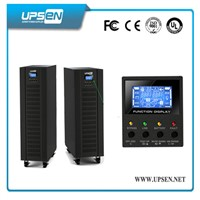 Intelligent High Frequency Online UPS with 46~54 Hz or 56~64Hz