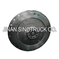 SINOTRUK HOWO TRUCK  ENGINE PARTS AZ1092020002 FLYWHEEL FOR SALE