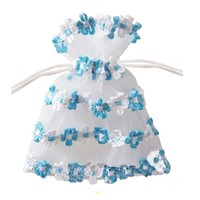 organza drawstring gift bag