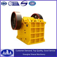 stone jaw crusher PE400*600 small jaw crusher for sale hot selling rock crusher in South Africa