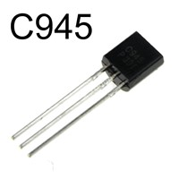 TO-92 945 plastic-Encapsulate Transistors with big head