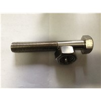 Monel 400 stainless steel bolts and nuts