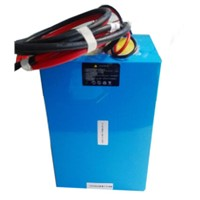 Lithium Iron Phosphate Battery Pack 12V 100AH, PV Storage Battery