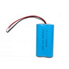 Li-ion cylindrical battery pack 18650 3.7V 4000mAh 2P(ICR1860-2P)