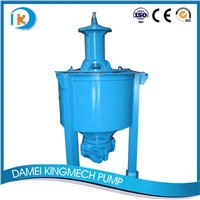 Vertical Slurry Froth Pump