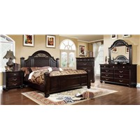 Brand New Modern-Bedroom-Set-Queen-King-Bed-Size-4pcs-Home-Furnitures-CM7129