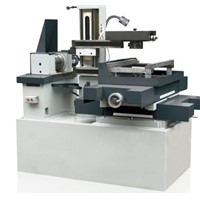 EDM New machinery-Wise CNC medium speed wire cut/electric discharge machine/EDM with High efficiency
