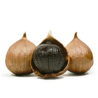 Natural nutritional supplement Black Garlic for health
