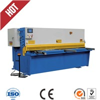 QC12Y-4x6000 hydraulic swing beam nc shearing machine with good price