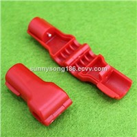 Red Different Diameter Display Hook Anti-Theft Stoplock