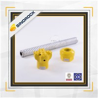 Sinorock Self drilling hollow anchor bolt