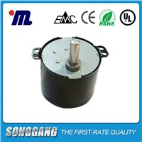 Wholesale Customized 24V 500RPM  Synchronous motor, AC Servo Motor