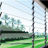 Interior Decoration Louver Glass for Window
