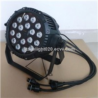 18*10w Quad Color Cheap Outdoor Lights For Sale