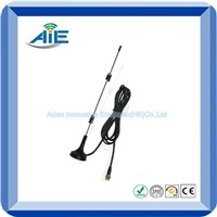 2.4G 7DBI mobile magnetic antenna with sma male connector