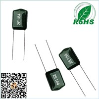 CL11  Polyester Mylar Film Capacitor 2E184