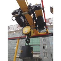 DIN Standard Demag Quality Lifting Hoist Wirerope Electric Hoists FEM2M