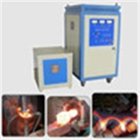 Diamond induction brazing furnace