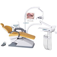Ecnomical Style High End Clinical Dental Chair (HP-DKJ917)